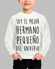 Niño, Camiseta : Hermano Pequeños