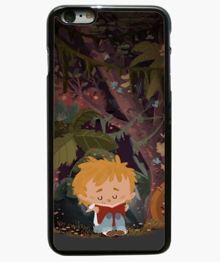 Funda iPhone 6 Plus / 6S Plus Niño leyendo en una selva