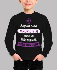 Niño Madridista