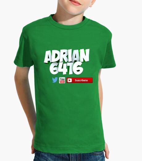 Ropa infantil Niño, manga corta, Camiseta Oficial