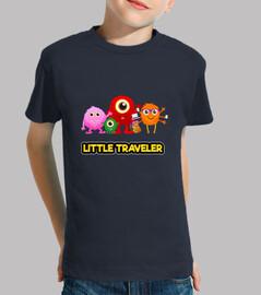 Niño, manga corta, disponible en varios colores