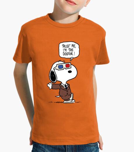 Ropa infantil Niño, manga corta, naranja