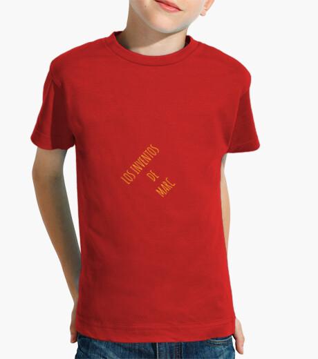 Ropa infantil Niño, manga corta, rojo
