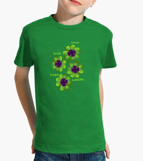 Ropa infantil Niño, manga corta, verde