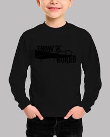 niño snowboard