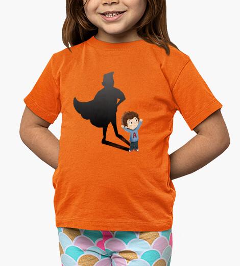 Ropa infantil Niño superheroe - camiseta niños