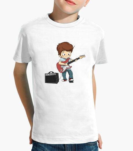 Ropa infantil Niño tocando la guitarra