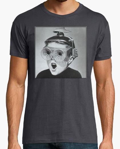 Camiseta Niño Vision Retro