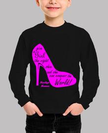 NIño/a zapato Marilyn Magenta