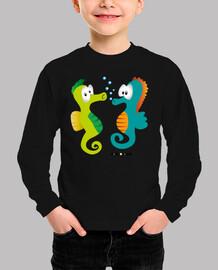 niñx seahorses
