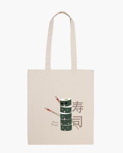 Bolsa Nippon sushi bolso