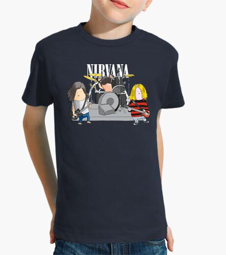 Ropa infantil Nirvana