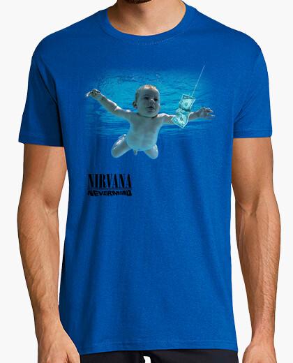 Camiseta Nirvana - Nevermind