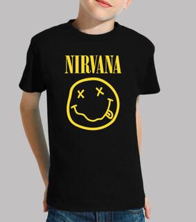 Nirvana - Smiley Face