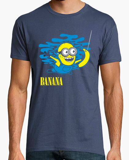 011a111983 nirvana banana T-shirt - 832013 | Tostadora.co.uk