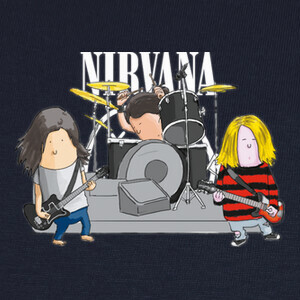 Camisetas Nirvana by Calvichi's