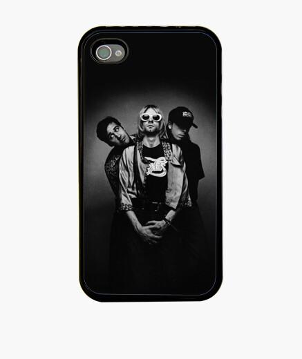 Funda iPhone Nirvana Cover v.2|TiShox
