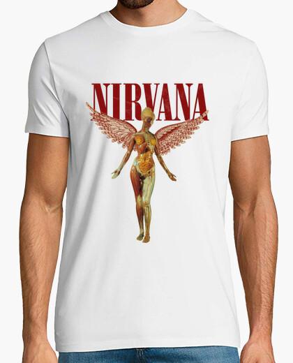 Camiseta Nirvana (In Utero) | TiShox
