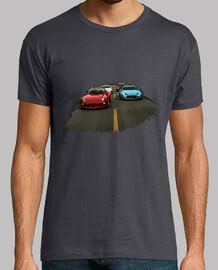 Nissan GT86 Porsche 911 H
