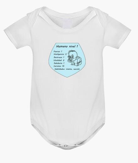 Vêtements enfant niveau 1 humain