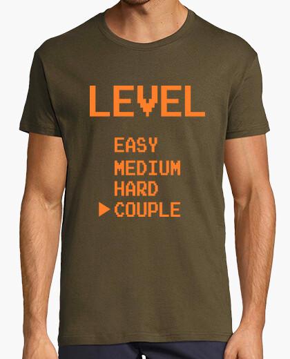 Camiseta nivel