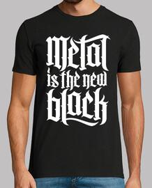 no.3 métallique est le nouveau noir (blanc)