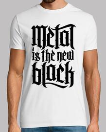 no.3 métallique est le nouveau noir (noir)