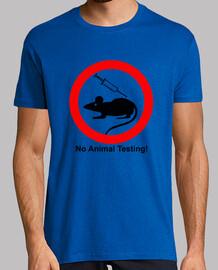No a la experimentación en Animales