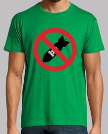 No a las Bombas Atómicas
