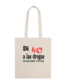 No a las drogas