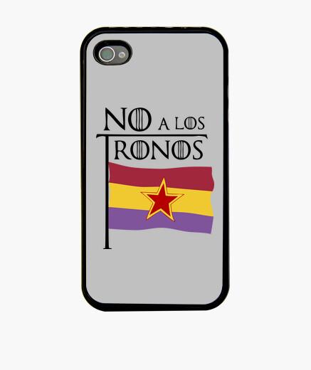 Funda iPhone No a los tronos 2