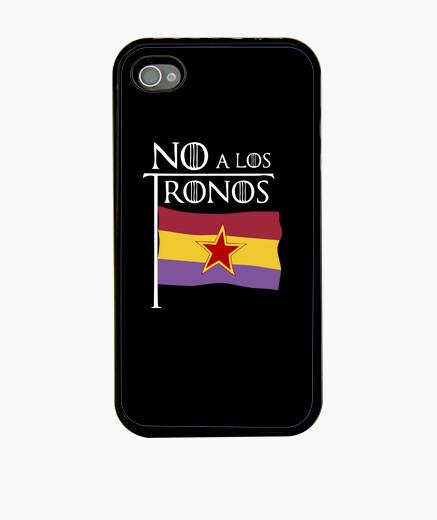 Funda iPhone No a los tronos 4