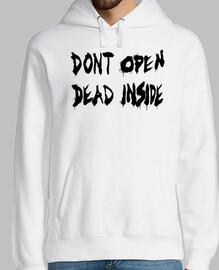 No abras, muertos dentro