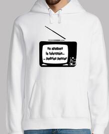 No apagues la televisión... podrías pen