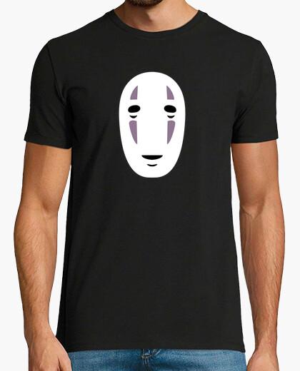 Camiseta no cara