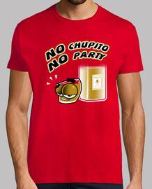 No Chupito No Party II Chico Manga Corta