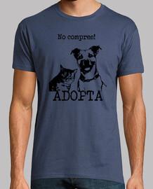 NO COMPRES! ADOPTA