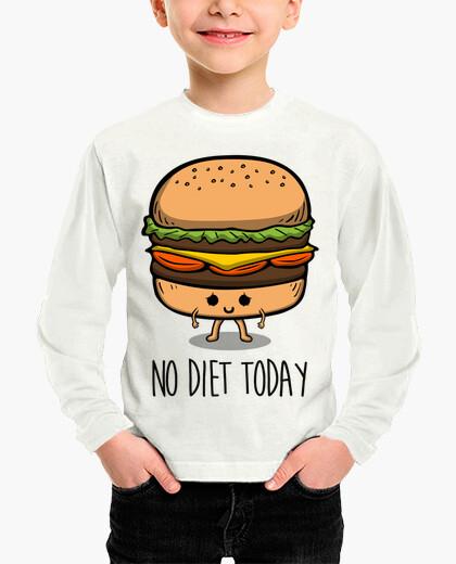 Ropa infantil No diet today