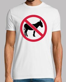 no donkey
