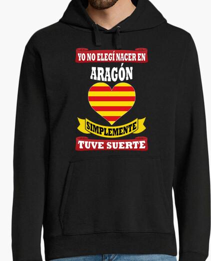 Jersey No elegí Aragón, tuve suerte