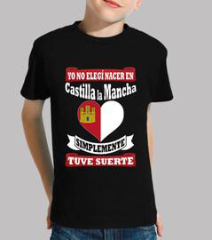 No elegí Castilla La Mancha, tuve suerte