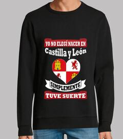 No elegí Castilla y León, tuve suerte