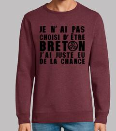 no elegido para ser breton solo suerte