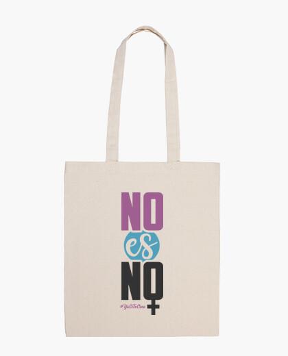 Bolsa No Es No