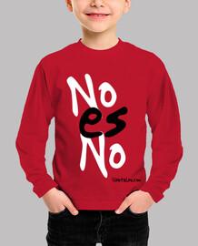 No es No, niñ@