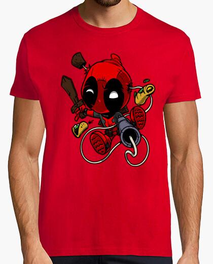 Camiseta no es seguro para los niños!