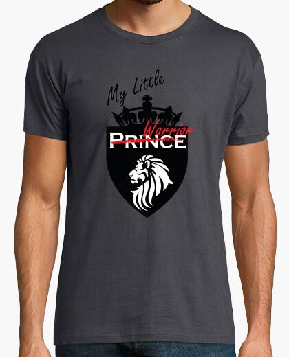 Camiseta No es un principe, es un guerrero