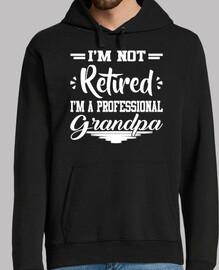 No estoy jubilado soy un gran profesion