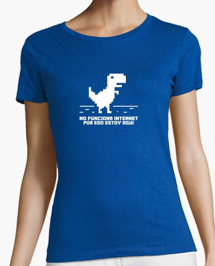 Camiseta No funciona internet