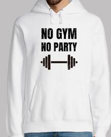 no gym no party